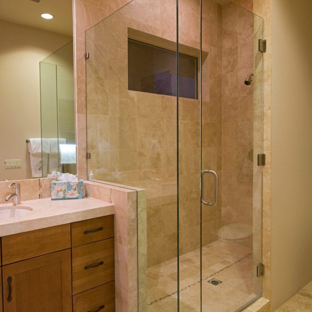 ristrutturazione appartamento appiano gentile bagno