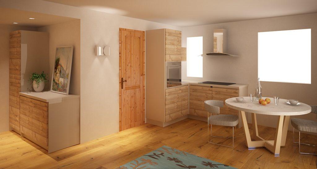 ristrutturazione appartamento courmayeur