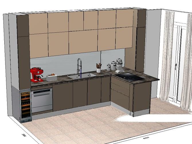 cucina top